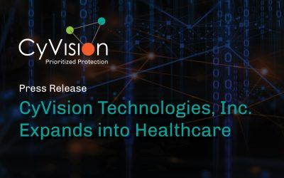 CyVision Technologies, Inc. Expands into Healthcare
